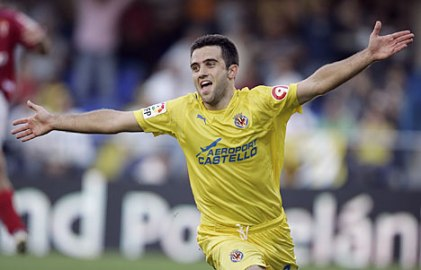 giuseppe rossi of villareal