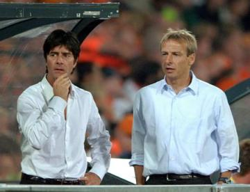 joachim low and juergen klinsmann