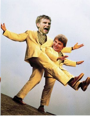 Per Mertesacker and Andrei Arshavin