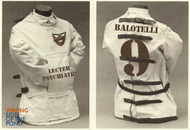 Balotelli Straitjacket