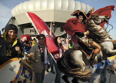 Napoleon at Red Bull Arena