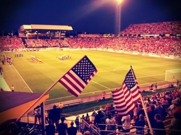 USA v Jamaica 9/11/2012