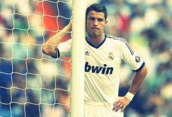 Sad Cristiano Ronaldo