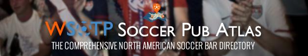 WSOTP Soccer Pub Atlas - Soccer Bar Directory