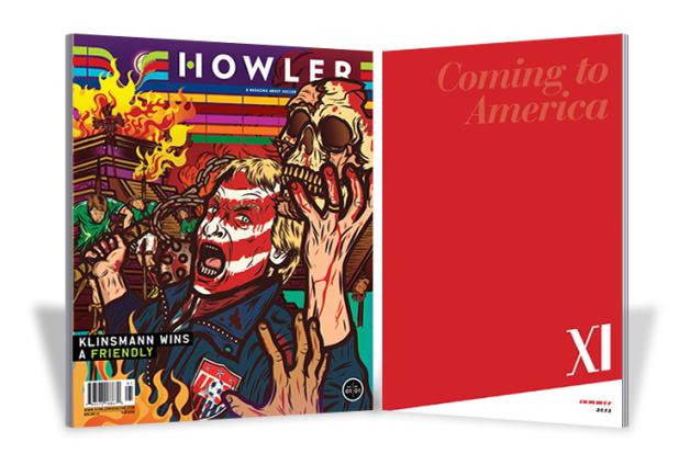 Howler and XI Quarterly Magazines