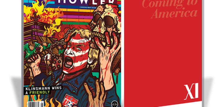 Howler and XI Quarterly Magazines