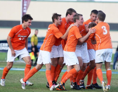ONU Men's Soccer in the Final Four
