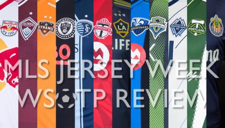 MLS Jersey Week 2013