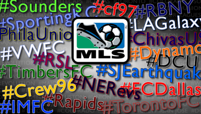MLS Hashtags