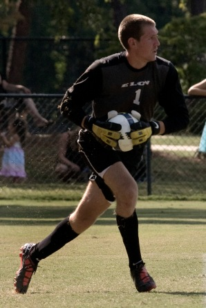 Elon University's Clint Irwin