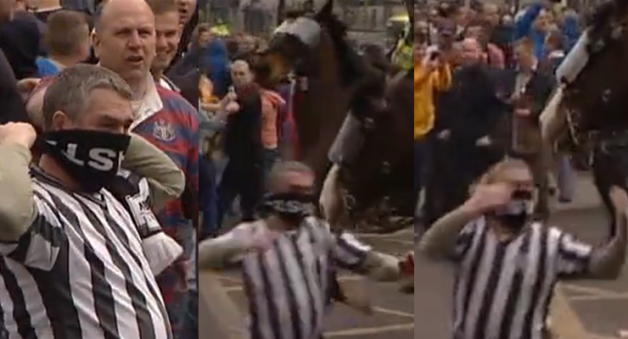 Newcastle Horse Puncher