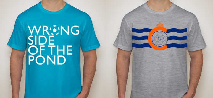 The Initial WSOTP Shirt Offerings