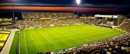 A Full Crew Stadium