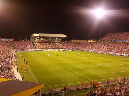 didn't anyone remember how packed crew stadium was for the jamaica game?