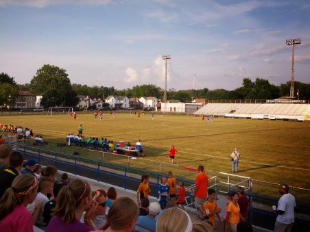 Dayton Dutch Lions vs Wigan Athletic