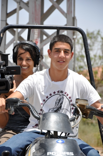 through soccer, shilpi gupta aims to help change the lives of teens around the world.