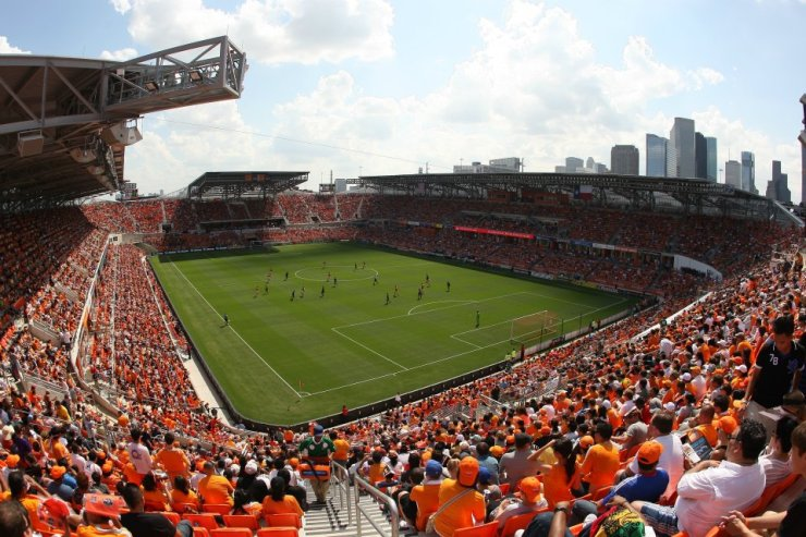 Houston BBVA Compass Stadium