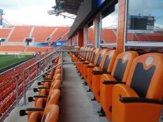 BBVA Corporate Suite Seats
