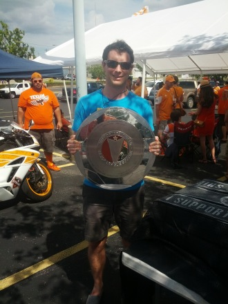 WSOTP Holding the Supporters Shield