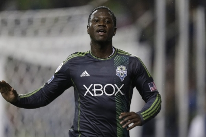 Eddie Johnson is leaving Seattle for DC United