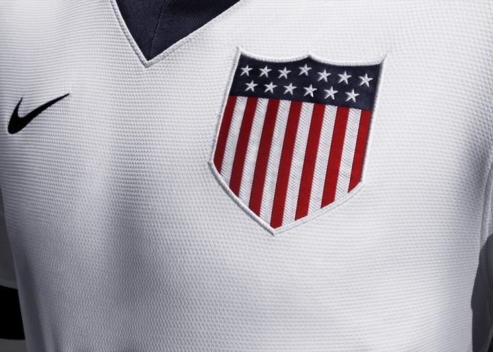 USMNT Centennial Crest