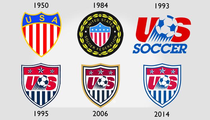 WSOTP - Blog - US Soccer Crest History