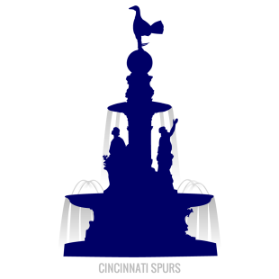 The local Spurs supporters chapter needed a t-shirt designed -- I stepped up to the plate.