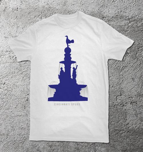 WSOTP Cincinnati Spurs Shirt