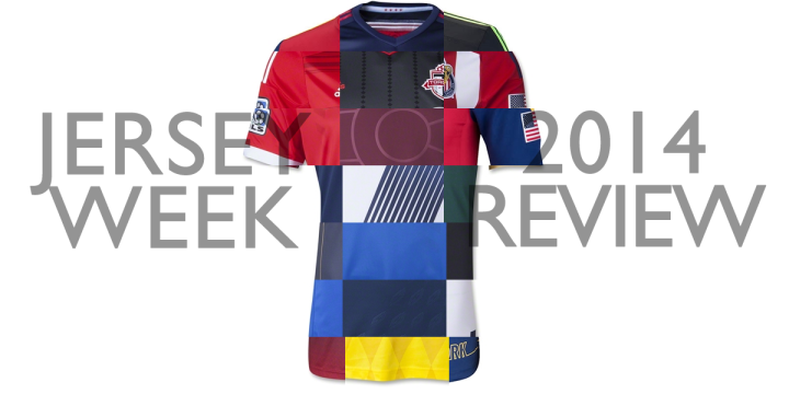 MLS  Jersey Week 2014 Review