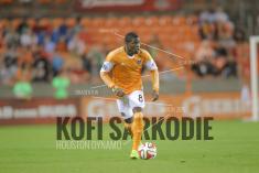Kofi Sarkodie Career Progression