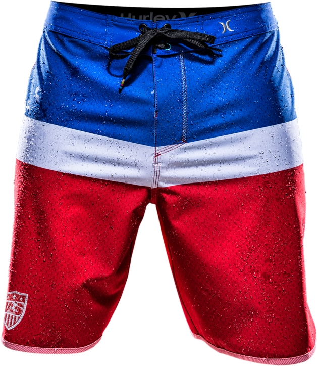 Hurley Phantom US National Team Boardshorts