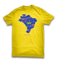 WSOTP Shop Brazil 2014 Shirt