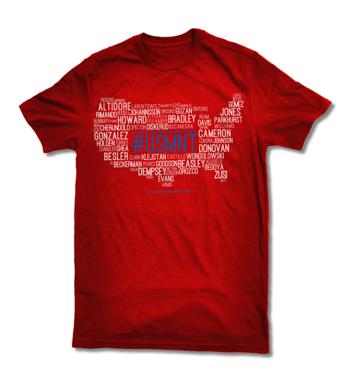 WSOTP - Shop - USMNT 2014 Shirt.fw