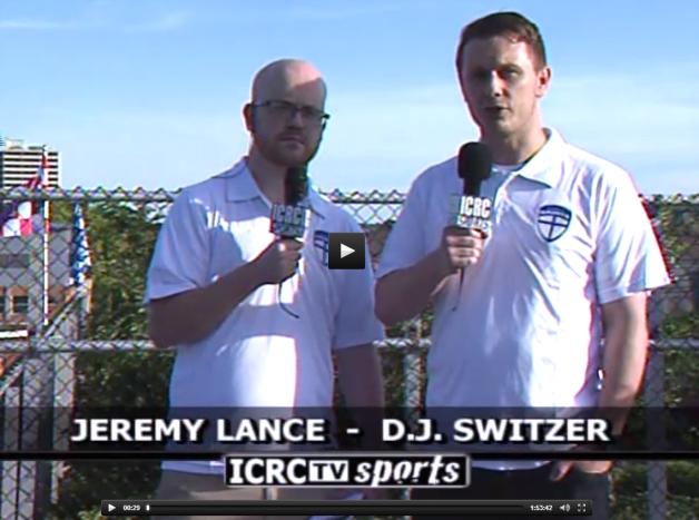 WSOTP - Saints vs Erie Admirals ICRC TV