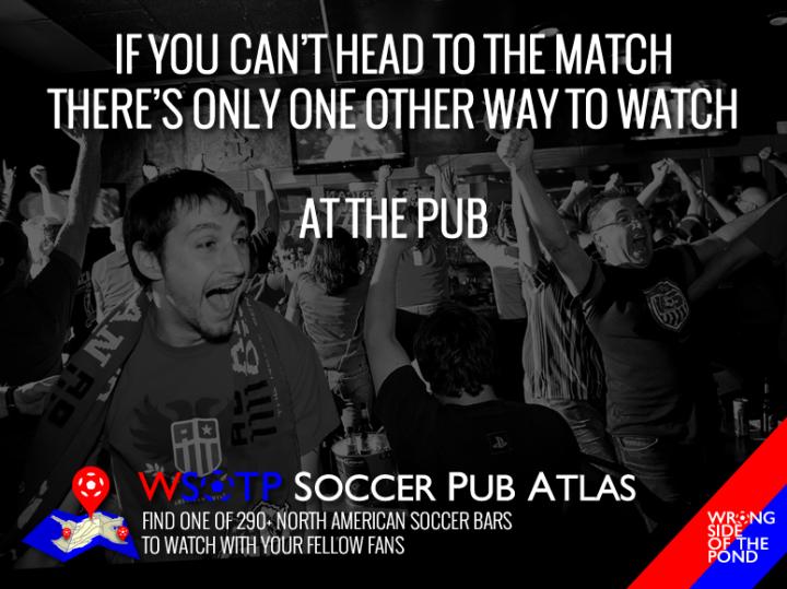 WSOTP - Soccer Pub Atlas USA