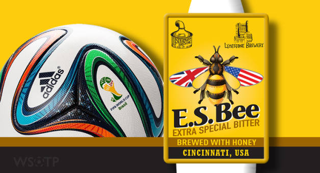 Listermann Brewing E.S. Bee World Cup Beer