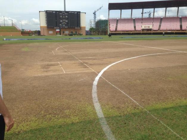 Providence Stadium in Guyana