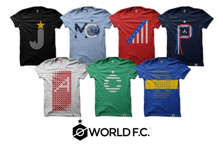 World F.C. Champions Collection