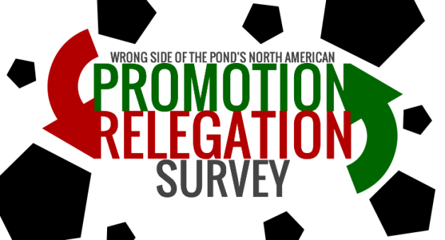 Promotion and Relegation Survey