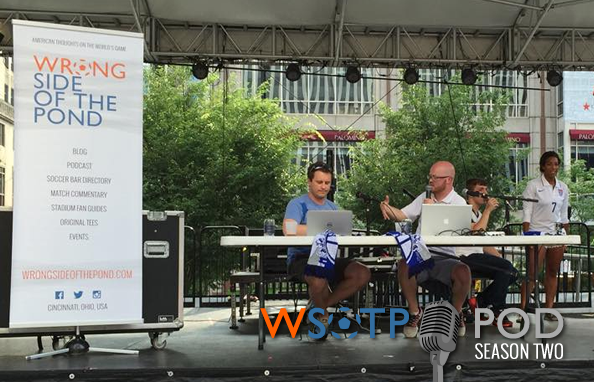 WSOTP Podcast - Live from the Square for the Women's World Cup Final