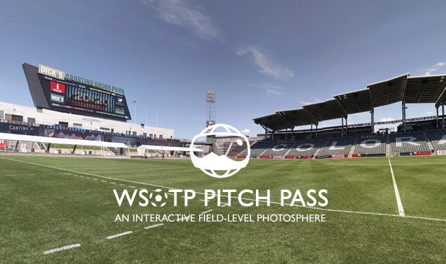 Click to see a field-level, 360-degree view from the players' perspective.